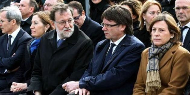 Rajoy y Puigdemont se reunirán el miércoles en La