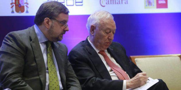 Arístegui dimite como embajador en la India para no perjudicar al