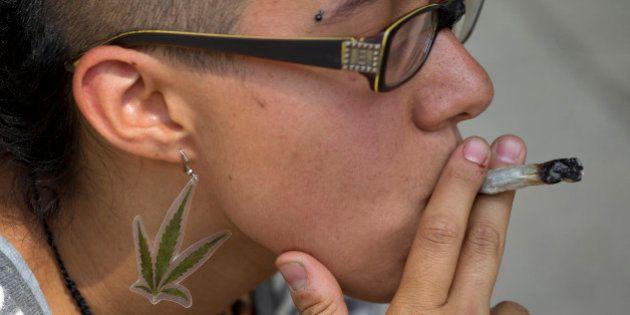 La marihuana a largo plazo destruye el