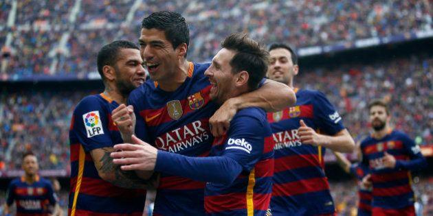 Barça y Madrid se jugarán la Liga en el último partido tras la derrota del