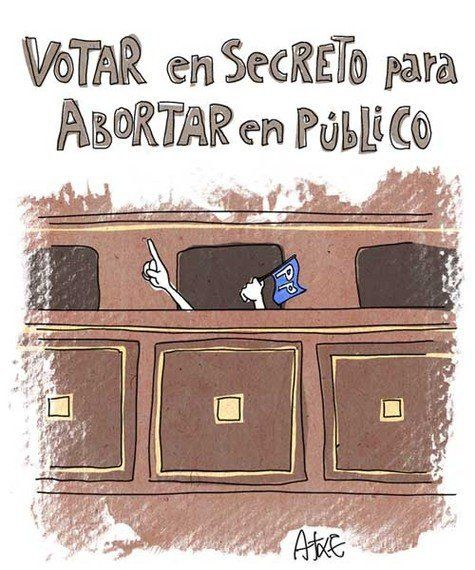 Votar para