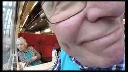 Cuando no controlas la GoPro y grabas tu cara durante todas las
