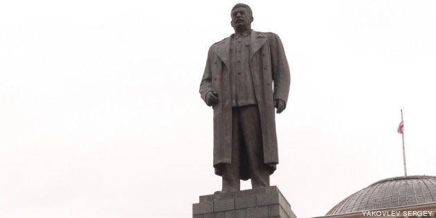 Georgia vuelve a levantar un monumento a