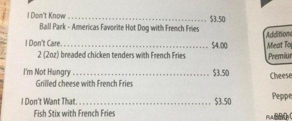 Este restaurante tiene el menú perfecto para niños