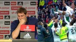 Twitter se acuerda de Casillas en la despedida de