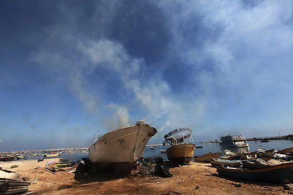 Así es la vida en Gaza, la cárcel más grande del