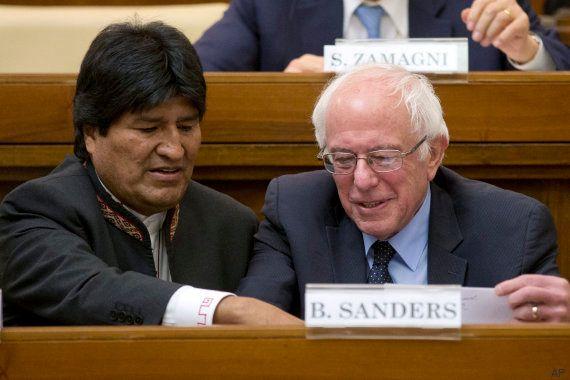 Sanders: 'El papa ha jugado un papel histórico en intentar crear otra