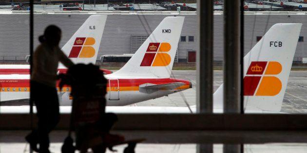 Iberia abre la negociación del ERE voluntario que afectará hasta 1.581