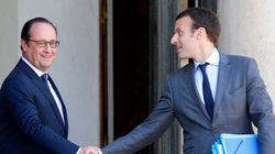 La decepción de Hollande tras la dimisión de su ministro de