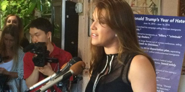 La ex Miss Universo venezolana le deja (otra vez) las cosas claras a