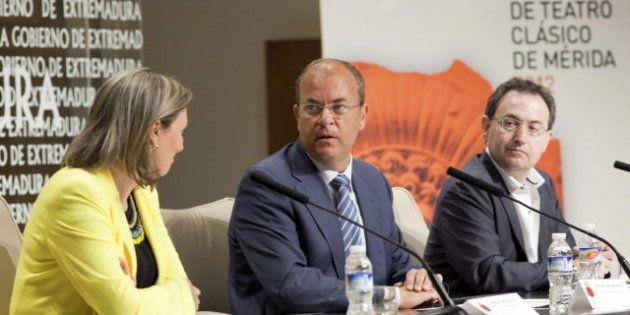 Monago se rebela y anuncia un IVA cultural del 13% para