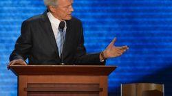 Eastwood lo reconoce: improvisó su discurso, pero no se arrepiente