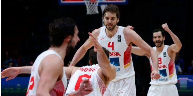 La FIBA echa a España y a otros 13 países del Eurobasket