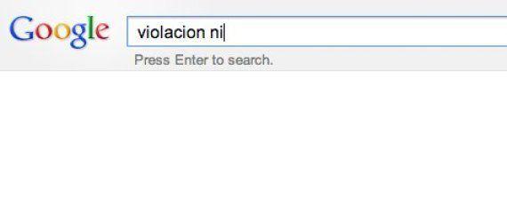Autocompletar de Google: el buscador censura terminos sexuales o violentos, pero con