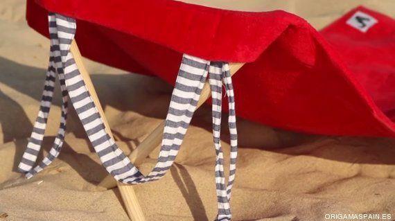 Cinco inventos curiosos que puedes encontrar en la playa este verano (FOTOS,
