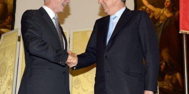 Van Rompuy y Monti proponen una cumbre contra el