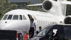 Morales despega hacia Bolivia