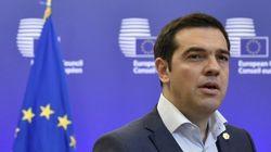 Tsipras convoca un referéndum sobre el acuerdo con