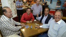Así son las vacaciones en Galicia del hombre más rico del