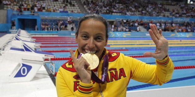 La nadadora paralímpica Teresa Perales gana su medalla 22 en unos Juegos e iguala la marca de