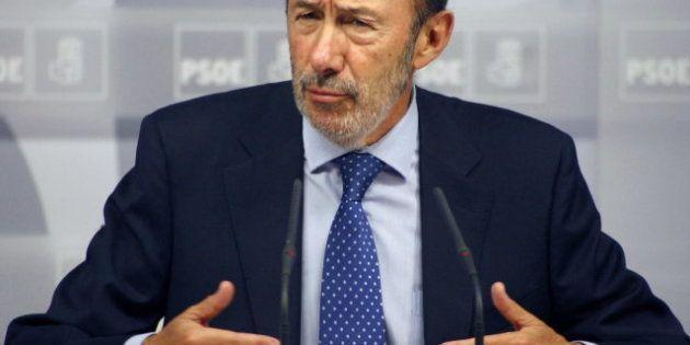 Rubalcaba somete su línea de oposición al examen del Comité Federal del