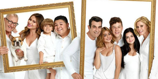 'Modern Family' hace historia al incorporar a un niño