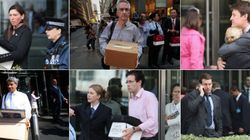 ¿Qué fue de los empleados de Lehman Brothers con las cajas de