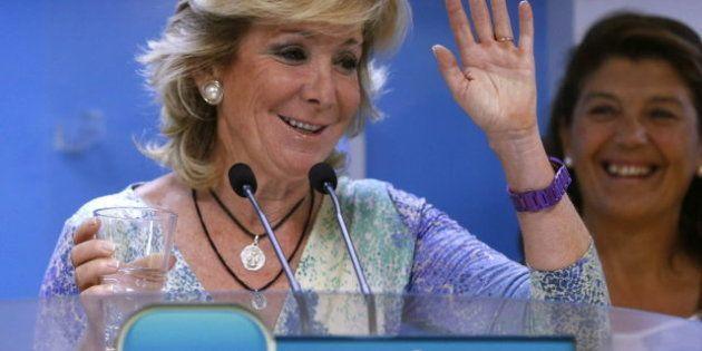 Esperanza Aguirre, sobre la elección de Eurovegas: