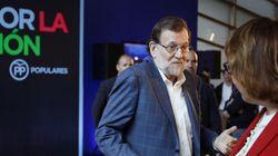 Rajoy no dice ni mu sobre