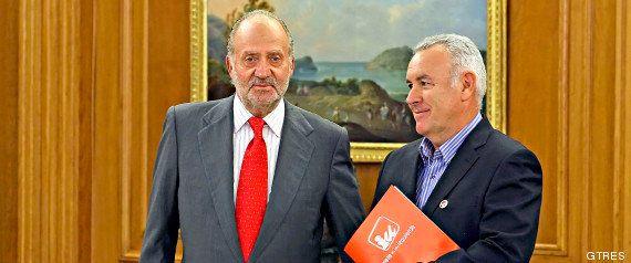 Los ausentes en la coronación de Felipe VI: De Juan Carlos a los partidos