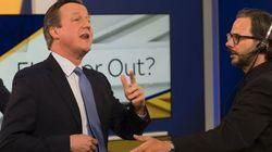 El mal trago de Cameron ante las acusaciones de una