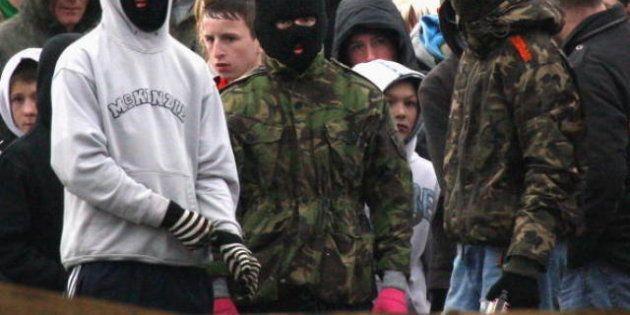 Tres grupos disidentes en Irlanda del Norte se unen y anuncian la creación de un nuevo