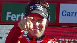 No adivinarías cuántos años tiene el líder de la Vuelta a