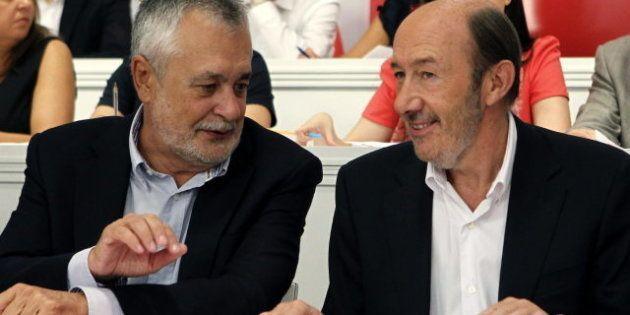 Rubalcaba anuncia en el Comité Federal del PSOE una oposición contundente contra los