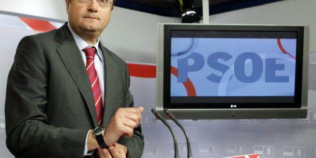 El PSOE exige a Sáenz de Santamaría que retire sus palabras sobre Griñán y