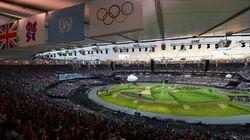 Las imágenes de la ceremonia inaugural de los Juegos