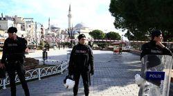 Una explosión en el centro turístico de Estambul deja al menos 10