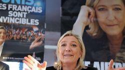 Le Pen se dispara en