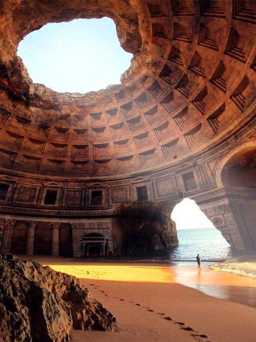 8 lugares imaginarios a los que nos encantaría