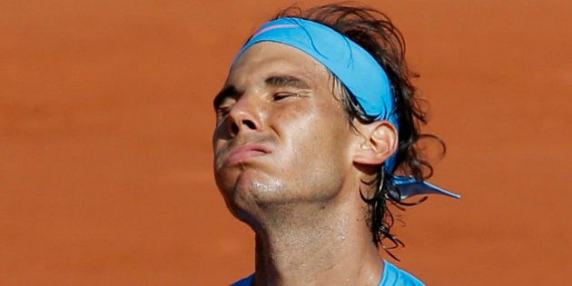 Nadal, eliminado de Roland Garros por segunda vez en su