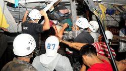 Al menos 235 muertos tras una cadena de terremotos en