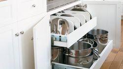 13 ingeniosos trucos para organizar tu cocina que querrás poner en práctica