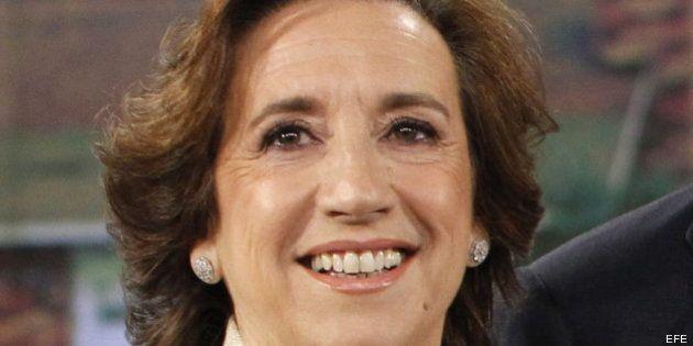 Victoria Prego, ingresada en Oviedo tras sufrir un