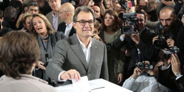 Cataluña celebrará sus terceras elecciones en menos de 5