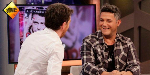 El hermoso gesto de Alejandro Sanz con Pablo Motos tras la muerte de su
