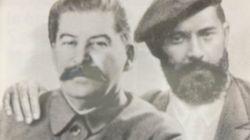 El PP vasco 'abraza' a Stalin y Sabino Arana en un