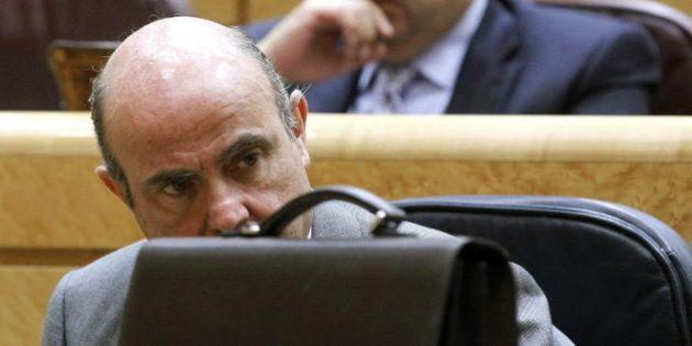 Guindos niega presiones de la UE para prorrogar el rescate bancario de