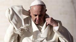 El papa llama a las madres a dar el pecho a los niños en la Capilla