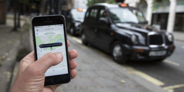 Uber: la guerra de los taxistas dispara las descargas de la