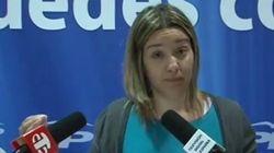 Se disculpa la concejala del PP que comparó aborto con terrorismo